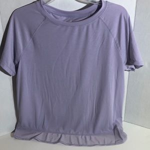 NWOT - Lavender Athletic Top